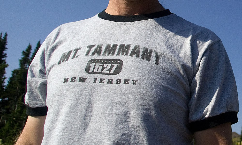Mt. Tammany Shirt