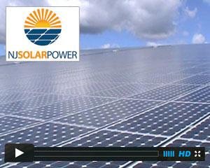 Video for NJ Solar Power