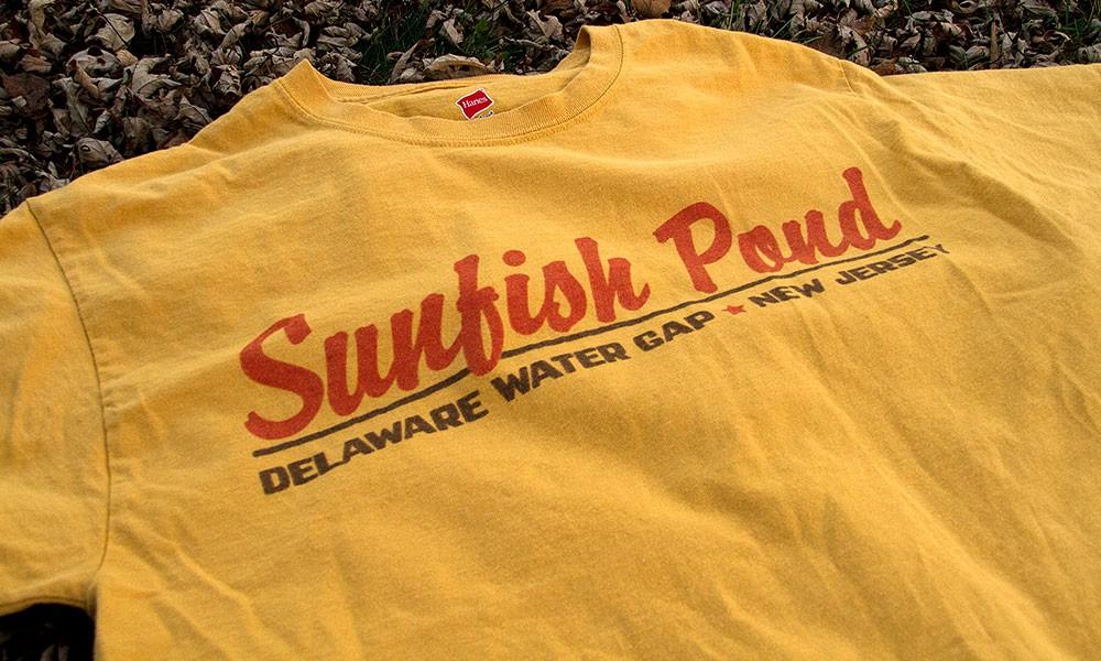 Sunfish Pond Shirt