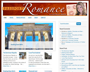 Travel Web Site